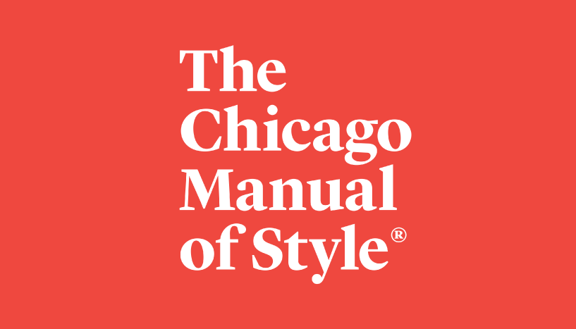The Chicago Manual of Style Foto: