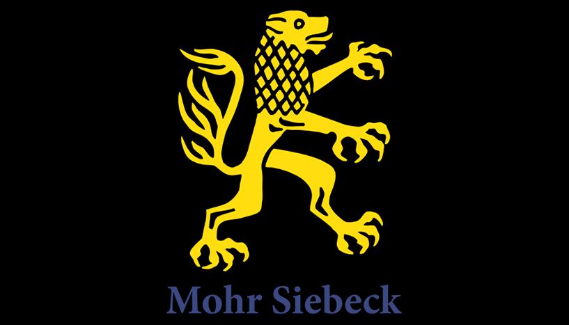 E-Books aus dem Verlag Mohr Siebeck Foto: