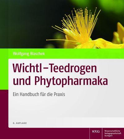 Bild zur Buchpräsentation Wichtl-Teedrogen am 31.3.2016 an der FB Pharmazie und Ernährungswissenschaft. .