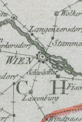 Vorschaubild zur Ausstellung: Kartographie in Österreich, 14.9. - 15.10, Foyer AHB .
