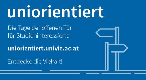 uniorientiert 2019. © Universität Wien