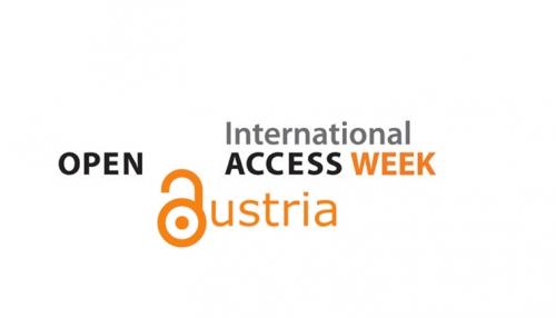 Open Access Week Austria. © UB Wien