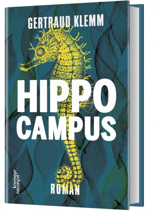 Buchcover: Gertraud Klemm, Hippocampus . © Kremayr & Scheriau, 2019