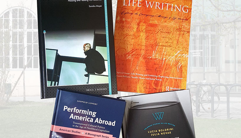 Book Presentation: New Publications in Literary and Cultural Studies Foto: