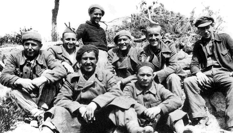 Camaradas. Österreicher im Spanischen Bürgerkrieg 1936-1939 Foto: