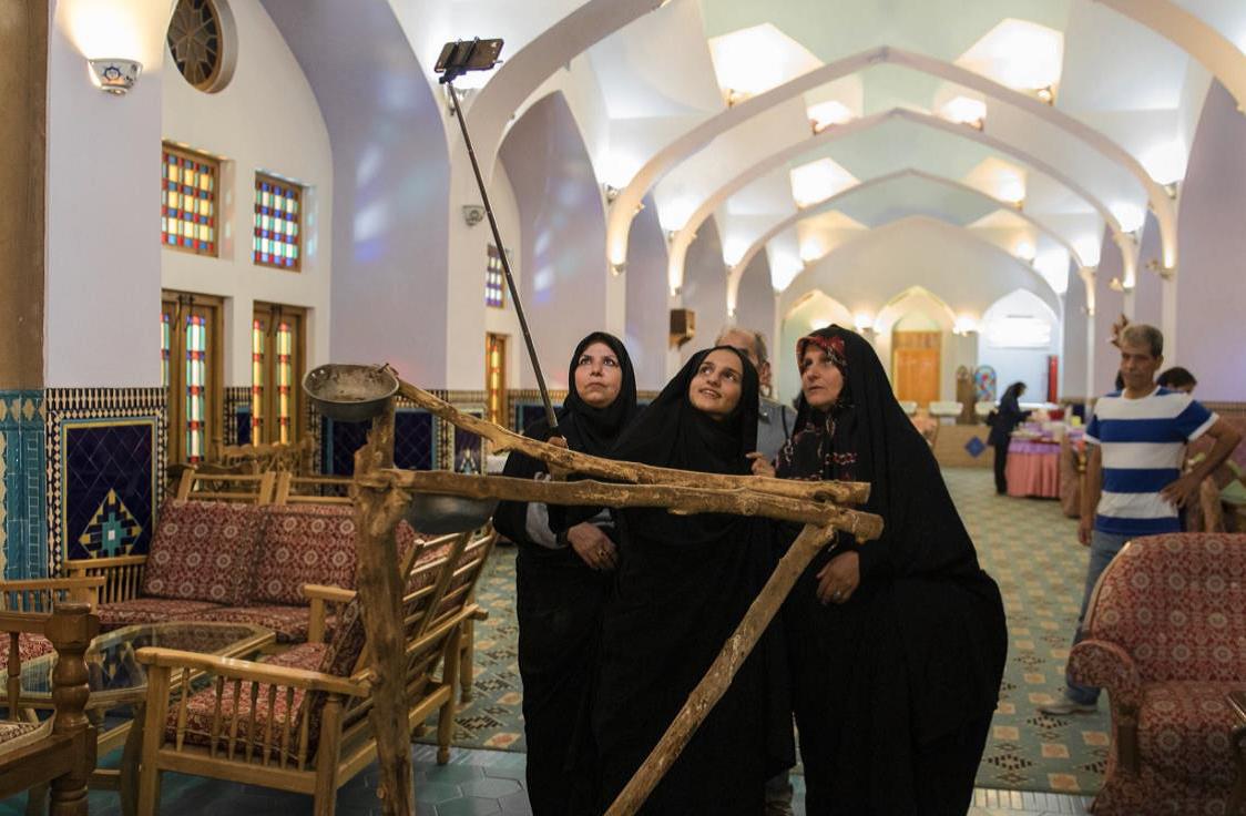 Bild zur Veranstaltung Vortrag: Frauen im Iran
