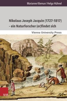 Bild zur Veranstaltung Buchpräsentation: Nikolaus Joseph Jacquin
