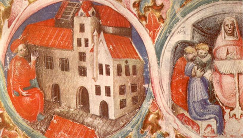 Vortrag: Magister, Minister, Mönche, Mediziner - die spätmittelalterliche Wiener Universität Foto: