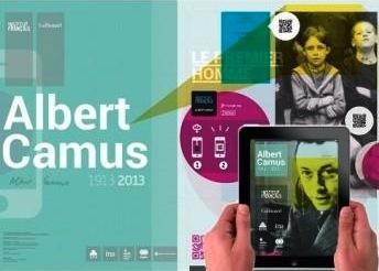 Bild zur Veranstaltung Camus 1913-2013: eine digitale Ausstellung