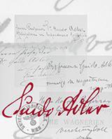 Bild zur Veranstaltung Symposium: Guido Adlers Erbe - Restitution und Erinnerung an der Universität Wien