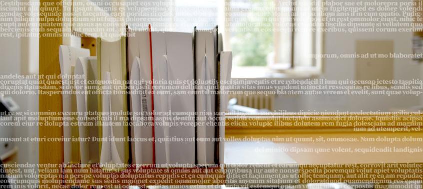 Fernleihbücher. © Universität Wien / Hannah Alker-Windbichler