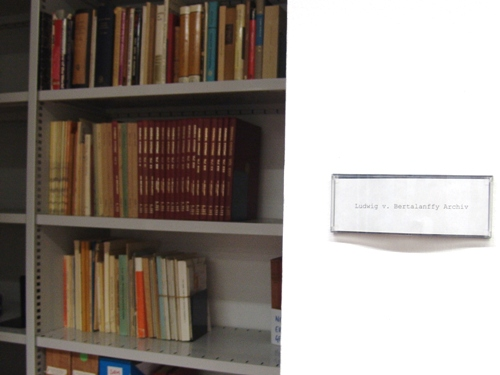 Ludwig von Bertalanffy-Archiv