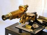 Mikroskop von Felix Ehrenhaft