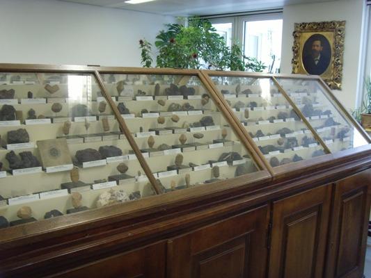 Mineralogische Sammlung der Universität Wien
