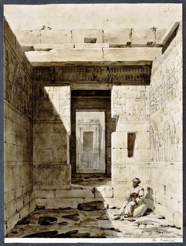 Nubischer Tempel