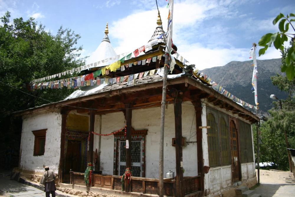 Buddhistischer Tempel von Ribba