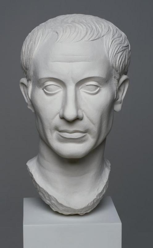 Porträt des Julius Caesar