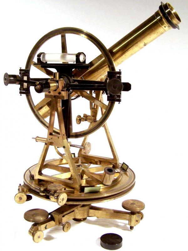 Universalinstrument von Utzschneider und Liebherr