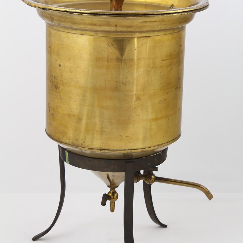Eiskalorimeter nach Lavoisier