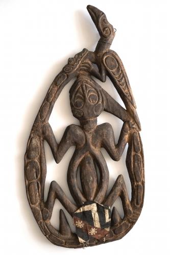 Ahnenfigur aus Papua-Neuguinea